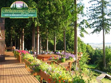 Whispering Firs Bed & Breakfast and Lodge